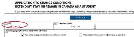 Tutorial How To Extend Your Study Permit From Within Canada Student Services
