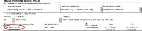 UBC Designated Learning Institution