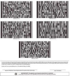 Validate your form barcode