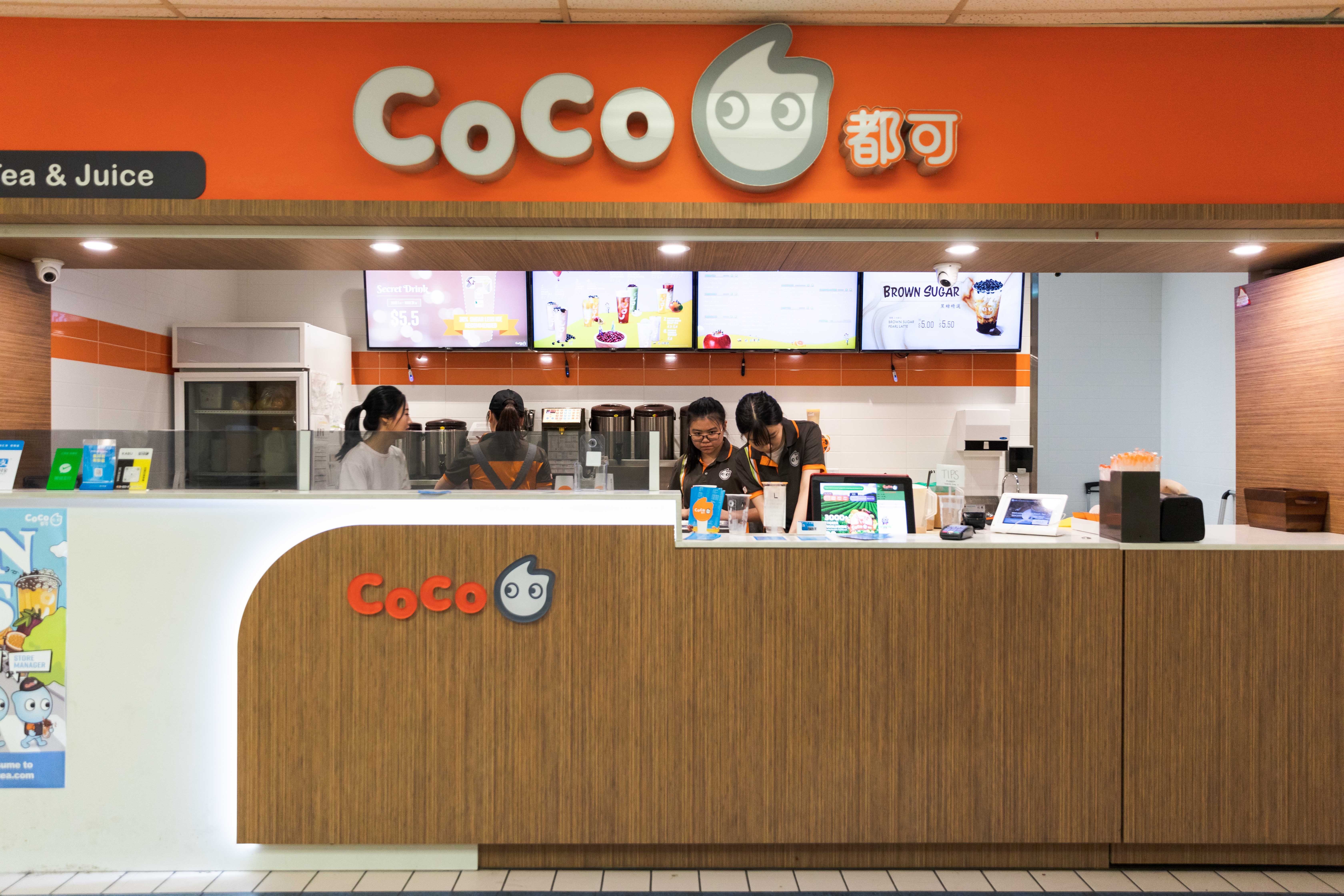 coco storefront