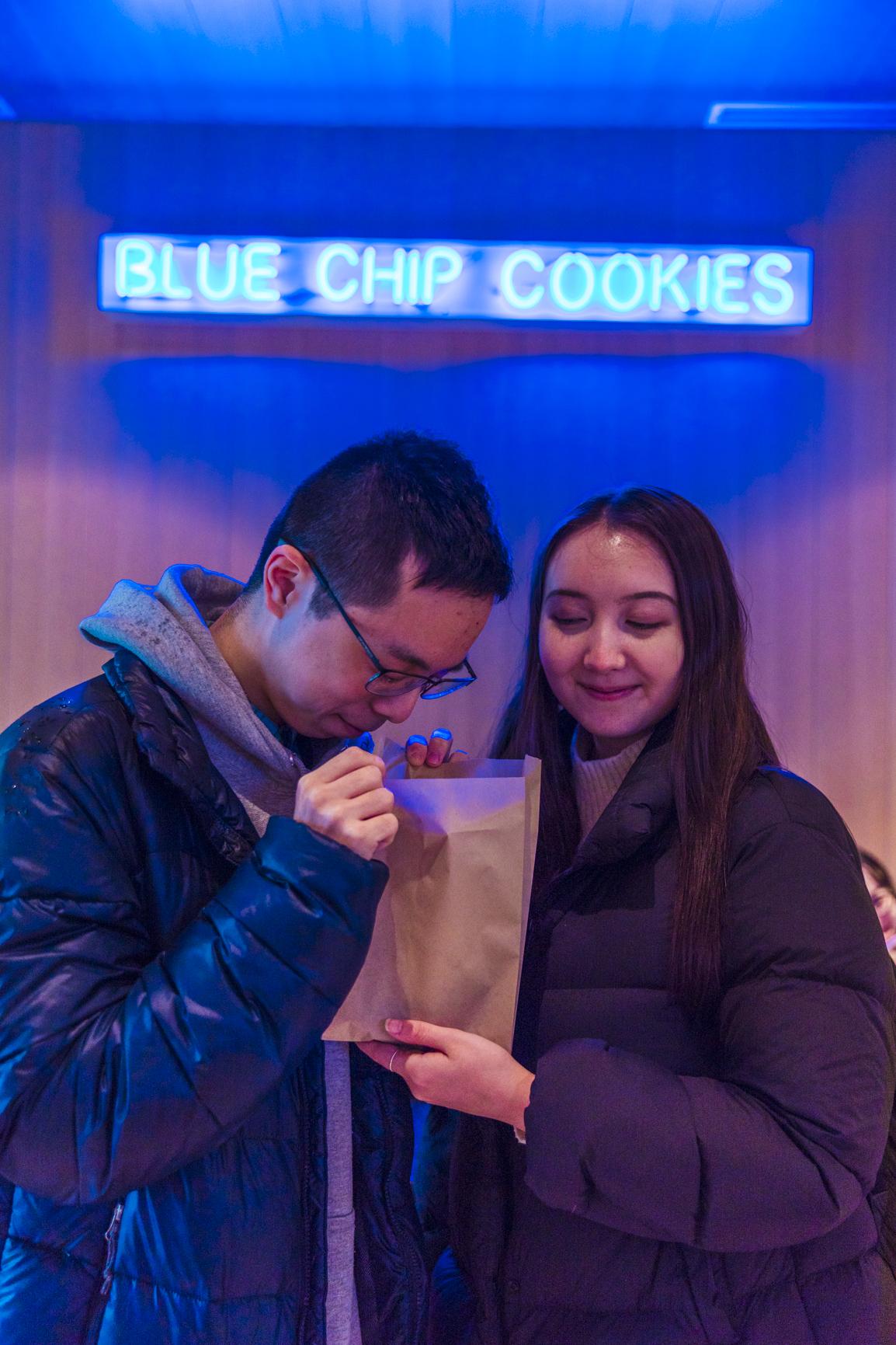 blue chip cafe