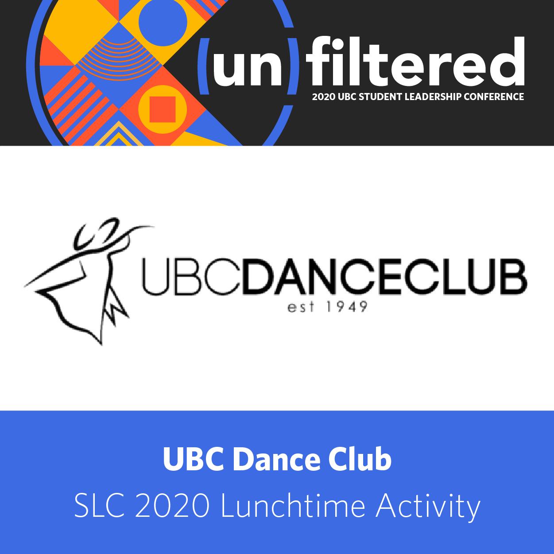 UBC Lunchtime Dance Club