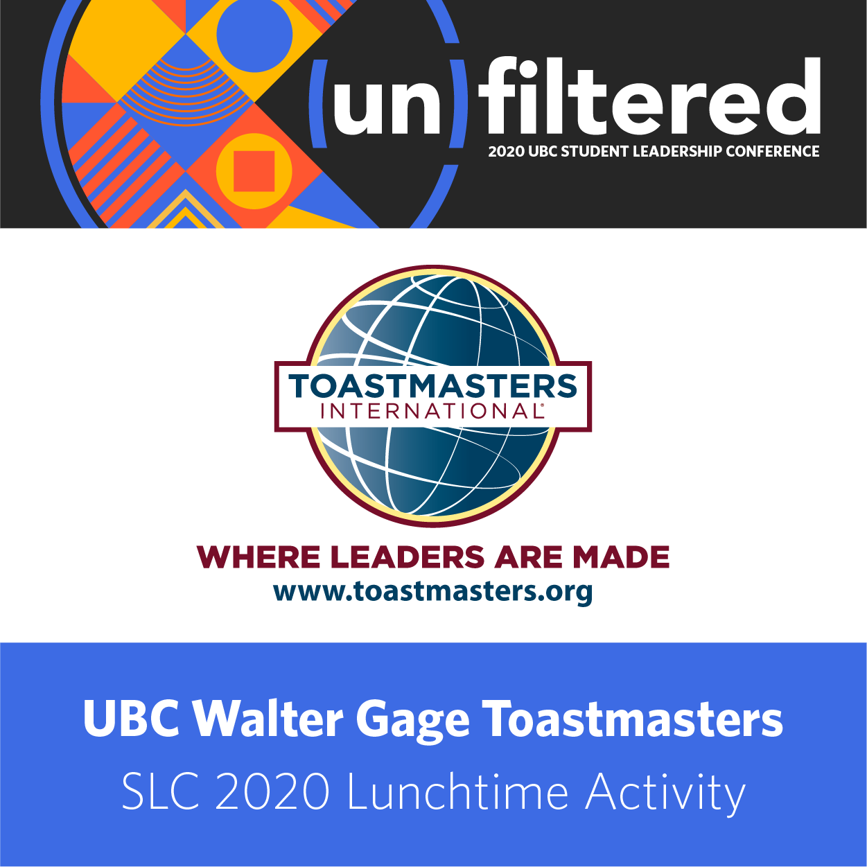 SLC Lunchtime Toastmasters