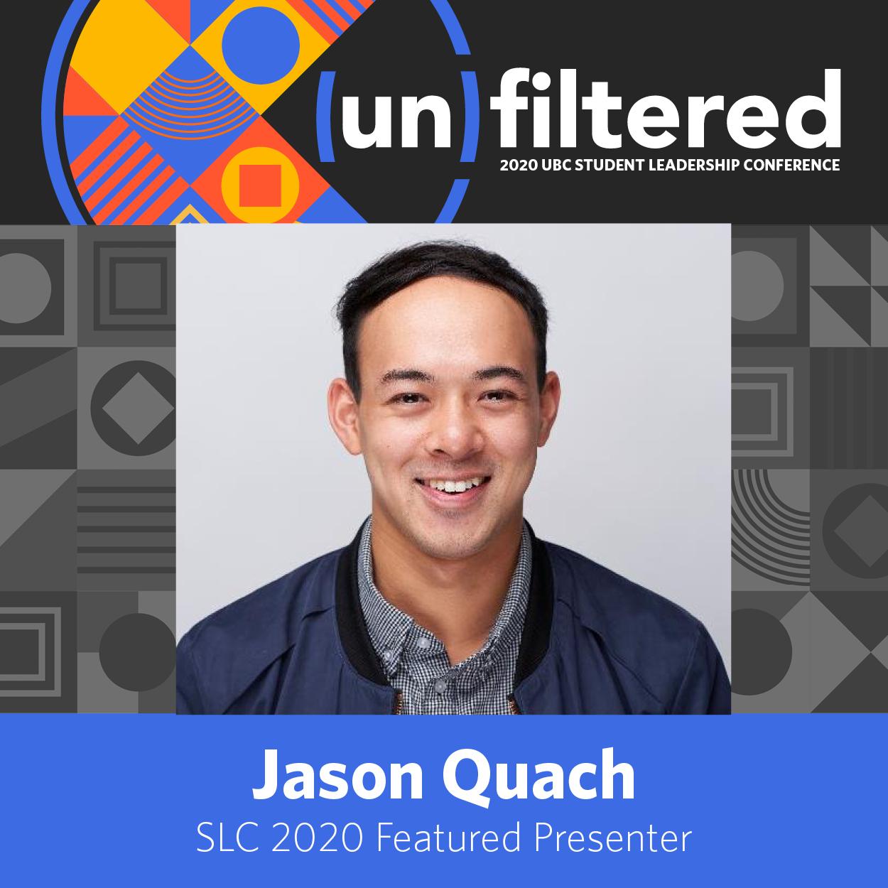 Jason Quach Featured Presenter