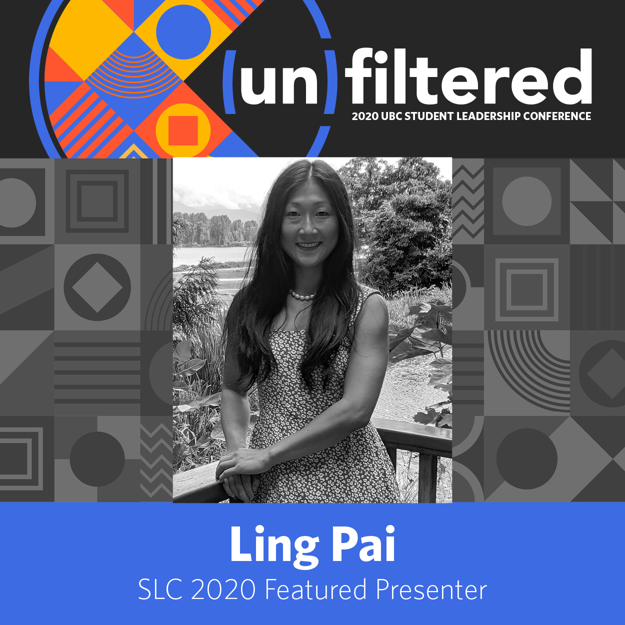 SLC 2020 Featured Presenter Ling Pai