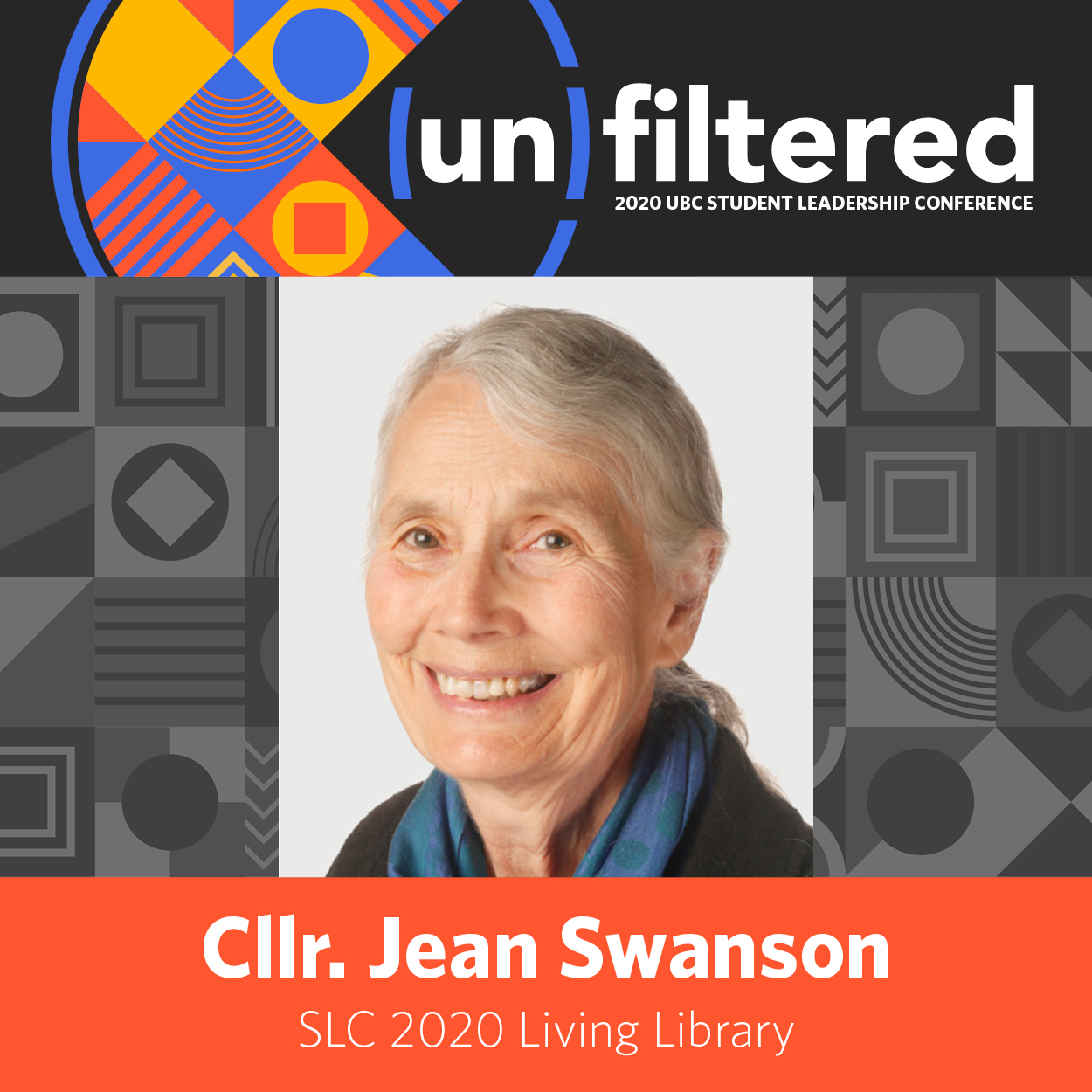 Living Library Jean Swanson