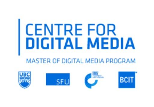 Centre for Digital Media Logo