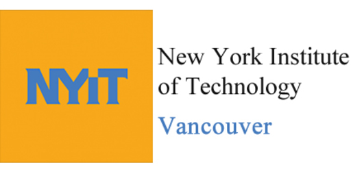 New York Institute of Technology Vancouver Logo