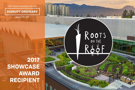 SLC Showcase Awards Winner Roots on the Roof