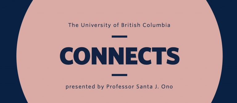 UBC Connects graphic