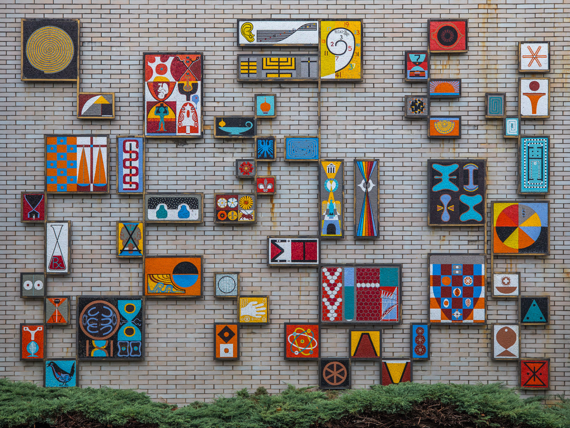 Untitled (Symbols and Forms of Education)