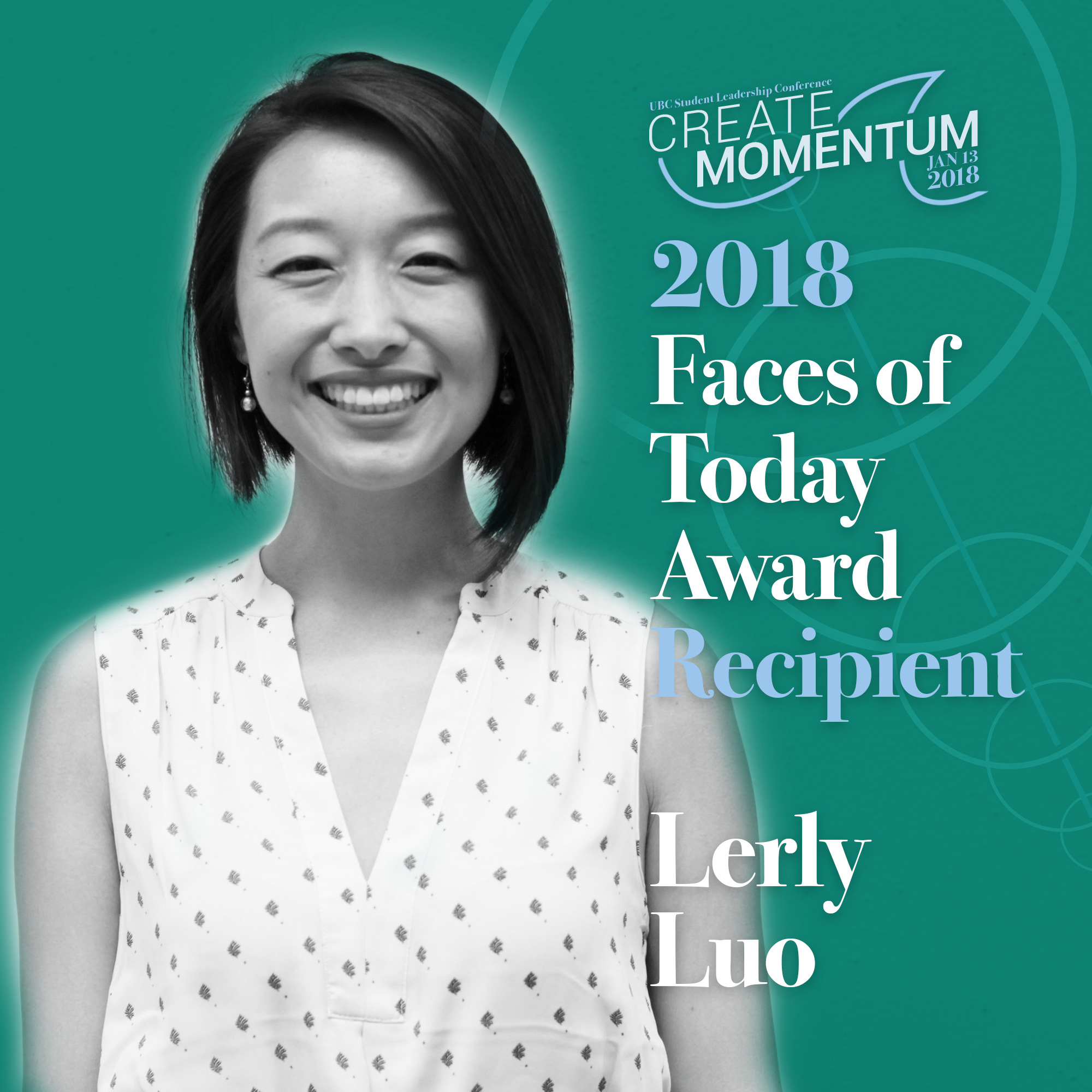 SLC Faces of Today Lerly Luo