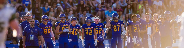 The Thunderbirds football team