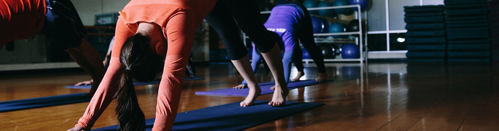new habits - yoga