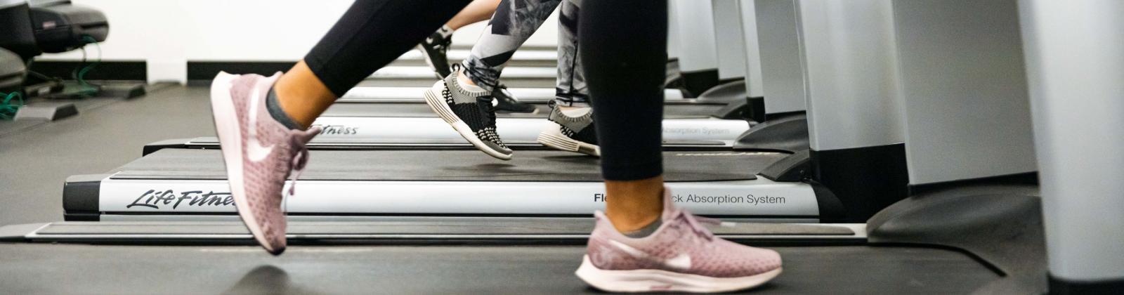Treadmills in the ARC