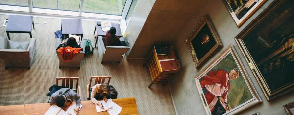 UBC Library - Ridington Room