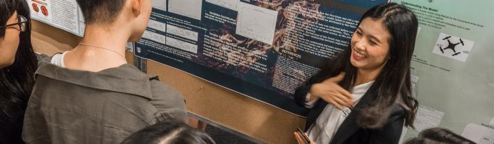 Presenting at MURC