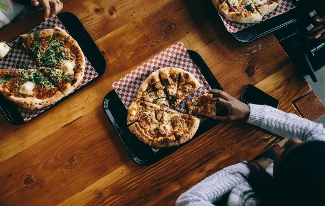 Mercante pizza