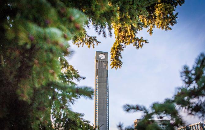 ubc clock tower