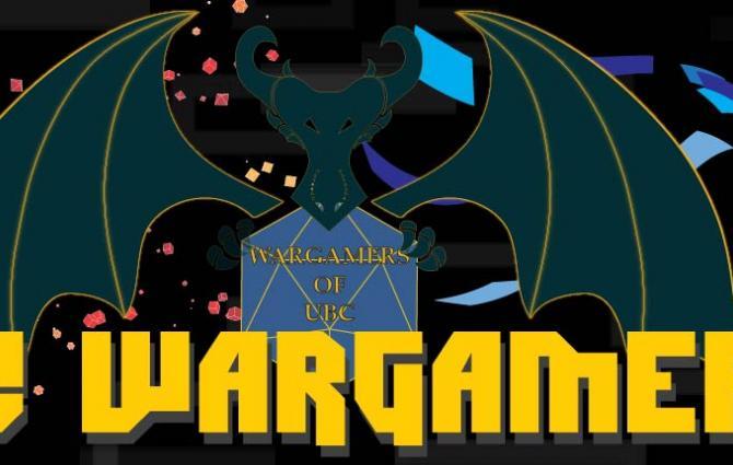 UBC Wargamers Banner