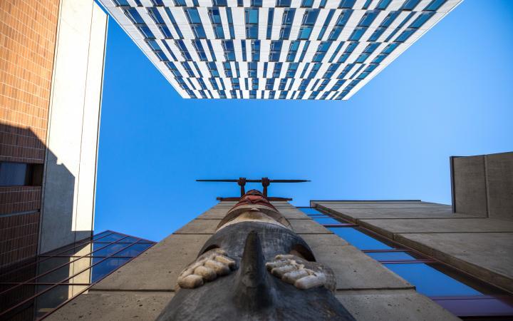 Whaler's Pole detail shot
