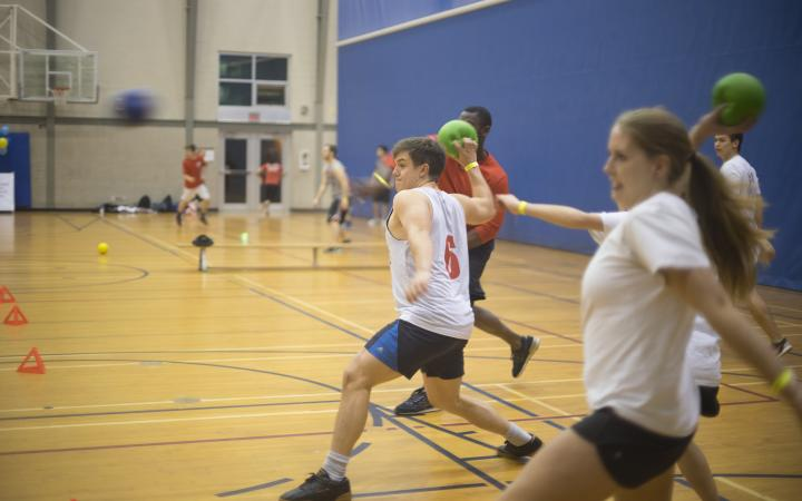 SRC dodgeball