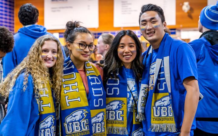 UBC students