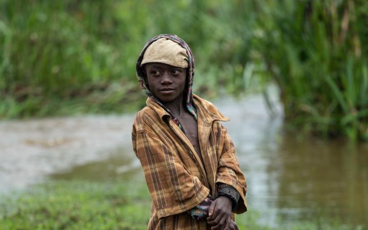 batwa boy