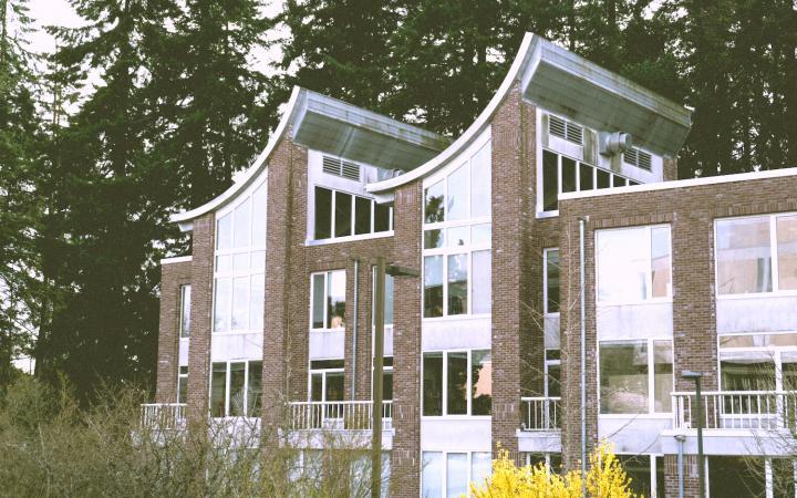 C.K. Choi Building