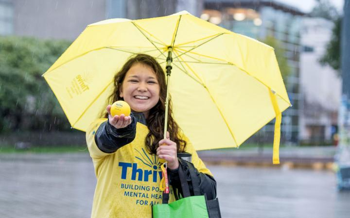 Thrive umbrella