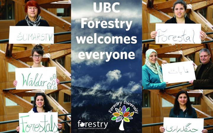 Forestry Diversity Crew