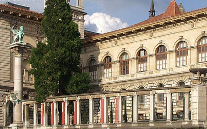 Lausanne Credit -research internship