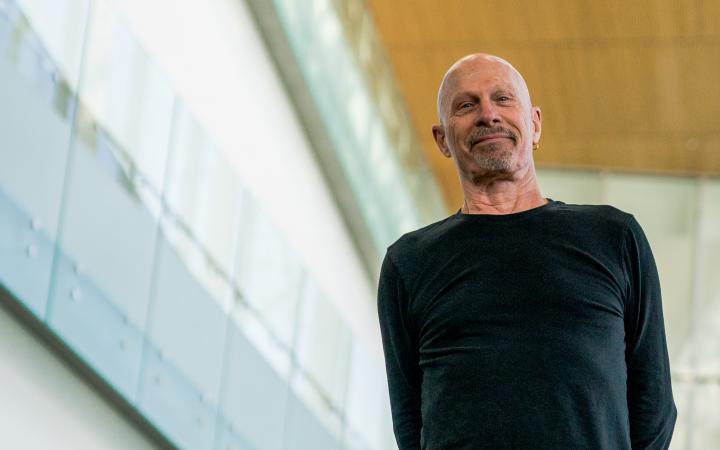 Lawrence Ward, Professor, UBC