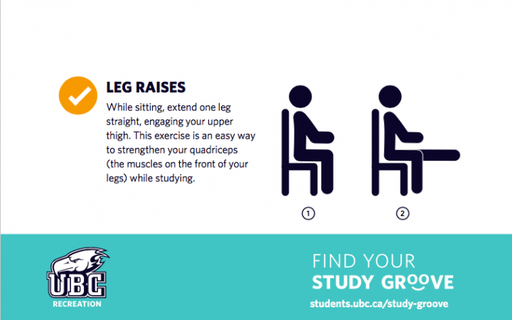 Leg raises