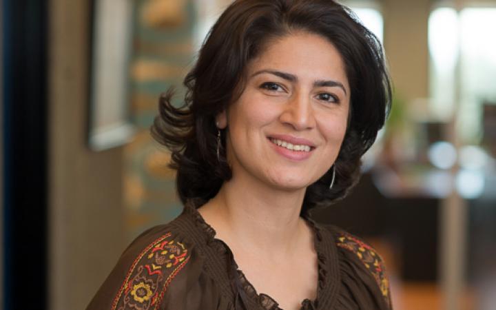 Nisha Malhotra, Senior Instructor, UBC