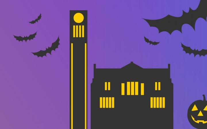 Halloween at UBC