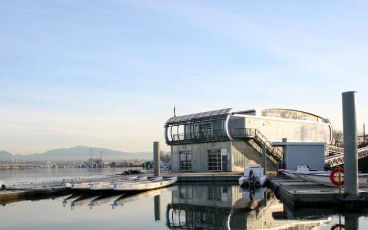 UBC Boathouse