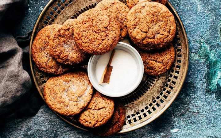Snack cookies