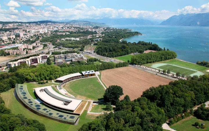 Lausanne Credit -research internship
