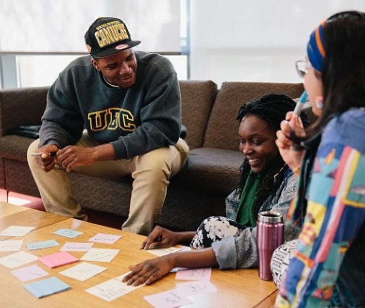 Creating community at UBC