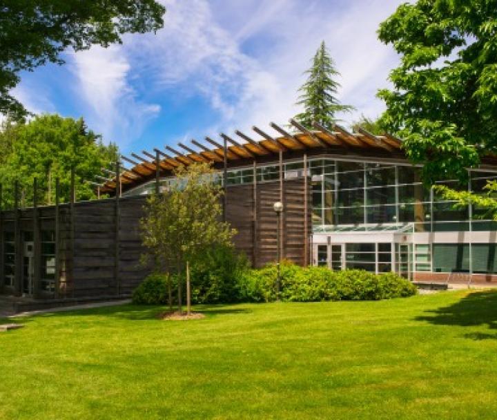 The UBC Longhouse